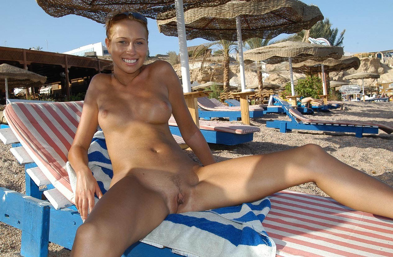 nude Amateur beach russian