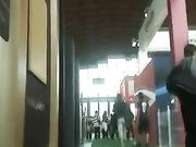 Underskirt Candid Filming Sexy Girls